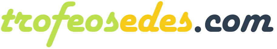 Trofeos Edes